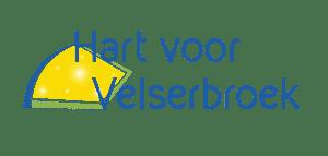Hart voor Velserbroek Logo